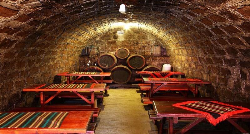tipos casas y catas de vino