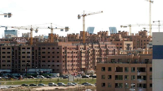 Crecimiento de la construcci n de viviendas en espa a mviv - Contrucion de casas ...