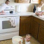 peligros en la cocina
