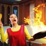 seguridad en la cocina