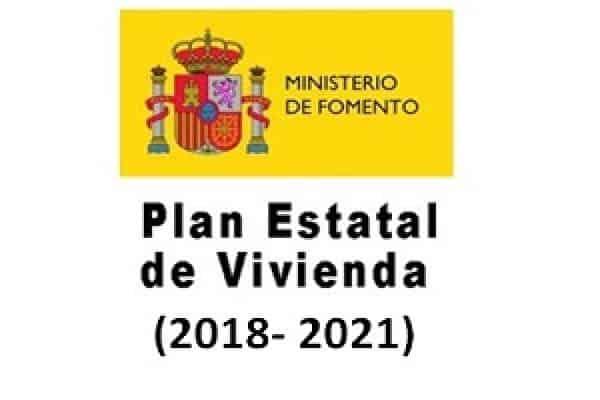 plan estatal vivienda 2018-2021