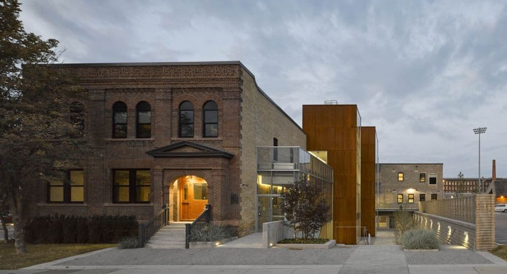 rehabilitacion arquitectonica