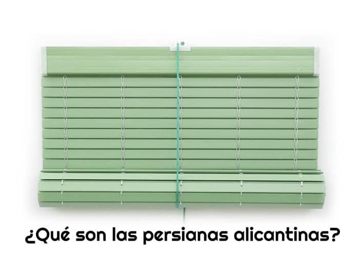 persiana-alicantina-de-color-verde-en-fondo-blanco